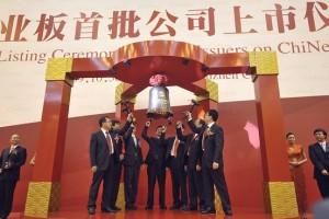 Chinext, een effectenbeurs voor de tien miljoen kleine Chinese bedrijven. Het nieuwste Chinese geheime wapen?