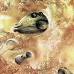 Dieren die leven in een gasreus lijken waarschijnlijk op een grote ballon.
