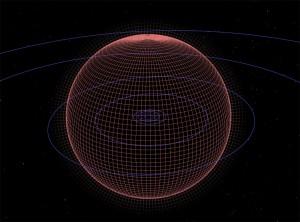 Wetenschapper Dyson bedacht een enorme schil die we om de zon kunnen bouwen om zo alle energie van de zon te benutten.
