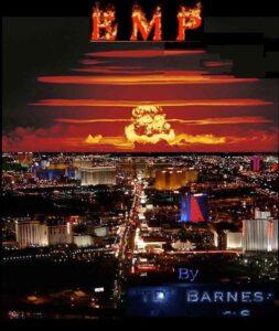 Een zware elektromagnetische puls laat weinig heel van onbeschermde elektronica. In één klap zijn we door de EMP dan mogelijk terug in de steentijd.