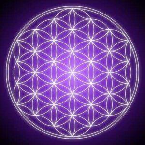 De Flower of Life komt op veel oude monumenten voor. Bewijs, aldus Gamble., dat het hier om buitenaardse kennis gaat.