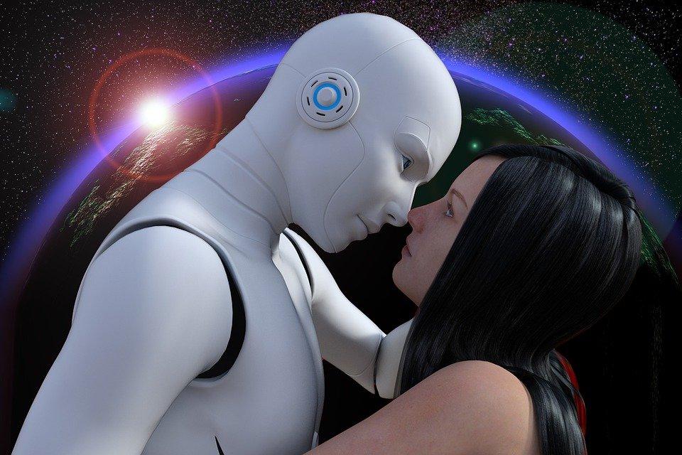 Seks met robots? De seksindustrie was al vaker voorloper in technische ontwikkelingen...
