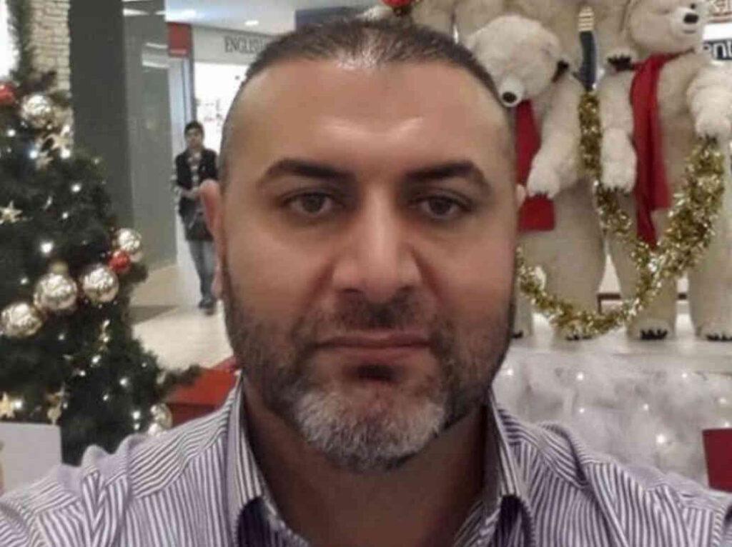 De agressieve vrouwenhandelaar Saban Baran kon door de incompetitie van 'justitie' tijdens verlof ontsnappen naar Turkije.