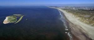 Tulpeiland voor de Nederlandse kust? Bron: Rijkswaterstaat Beeldbank