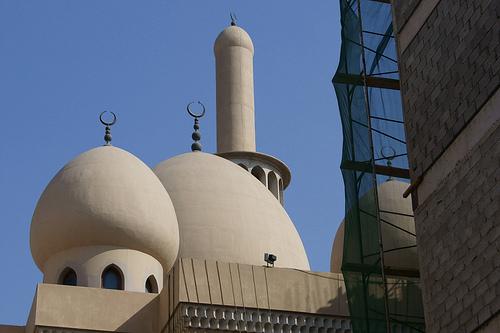 Veel islamitische gebouwen bevatten verkapte sekssymbolen.