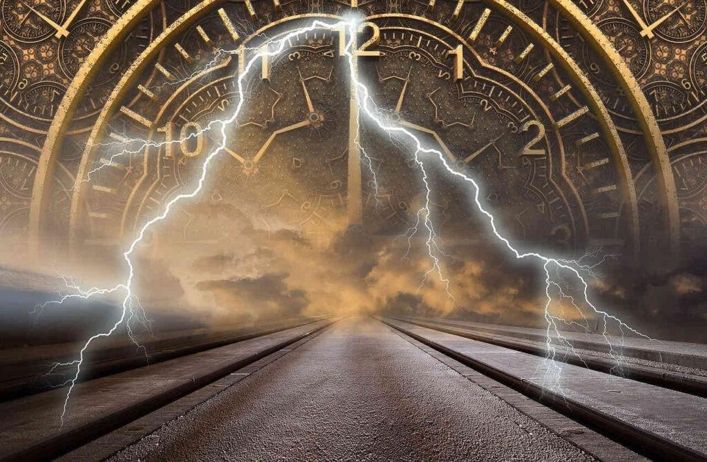 Tachyonen zijn hypothetische deeltjes die alleen sneller dan het licht kunnen reizen.