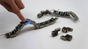 ChainForm, de eerste veelzijdige claytronics-toepassing.