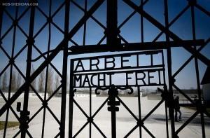De onaangename waarheid is dat de nazi's minder een breuk met de Europese geschiedenis vormen, dan gewoonlijk wordt beweerd door de mainstream. Bron: Rob Sheridan, Creative Commons 4.0 (CC BY-NC-SA 4.0)