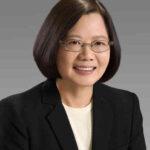 Tsai in-wen,de president van Taiwan, feliciteerde collega Trump met zijn overwinning. Een doelbewust geplande rel was geboren.