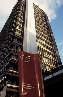 Binnenlandse Zaken. Bron: Wikimedia Commons
