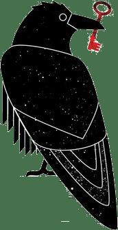 Logo van Sci-hub. Bron: Sci-hub