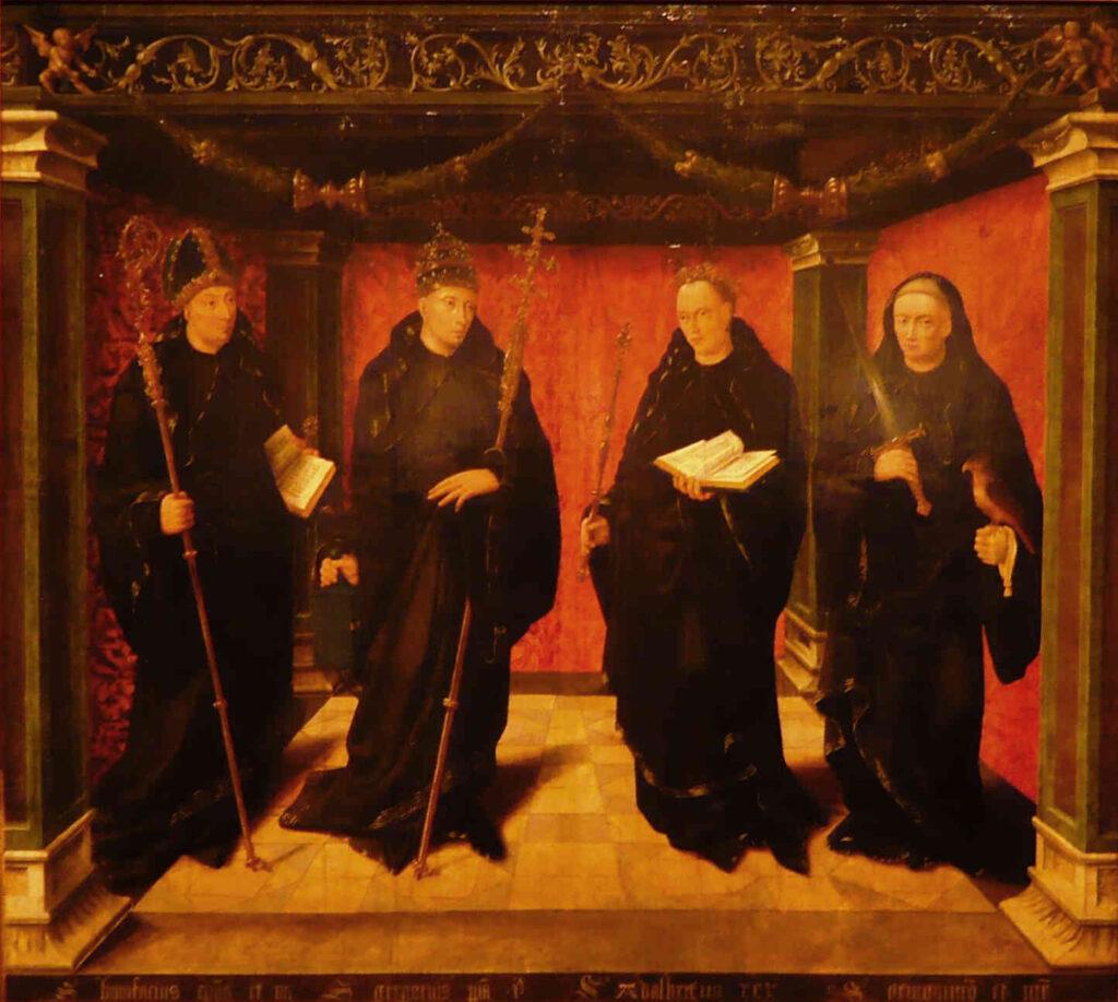 Benedictijnse optie: de oplossing?