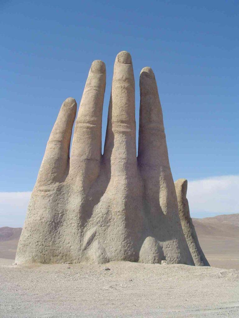 Mano del Desierto.