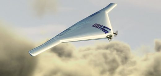 De Venus Atmospheric Maneouverable Platform, of VAMP, is voorgesteld als middel om de raadselachtige atmosfeer van Venus nader te onderzoeken. Bron: Northrop Grumman
