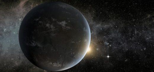 Niet alleen zwerfplaneten, nu ook complete planetenstelsels kunnen ons sterrenstelsel uitgeslingerd worden. Bron: NASA