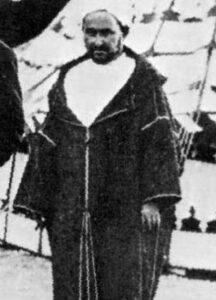 De Rif is onlosmakelijk verbonden met Abd el Krim Khattabi,die de RIffijnse stammen verenigde en tot opstand aanzette. (Wikimedia Commons)