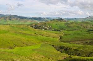 Het Rifgebied behoort door de vele neerslag tot de vruchtbaarste van Marokko. Bron: Flickr