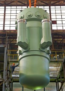 De RITM-200 reactor is één van de enige twee typen microkernreactoren in productie. Bron: Rosatom.ru