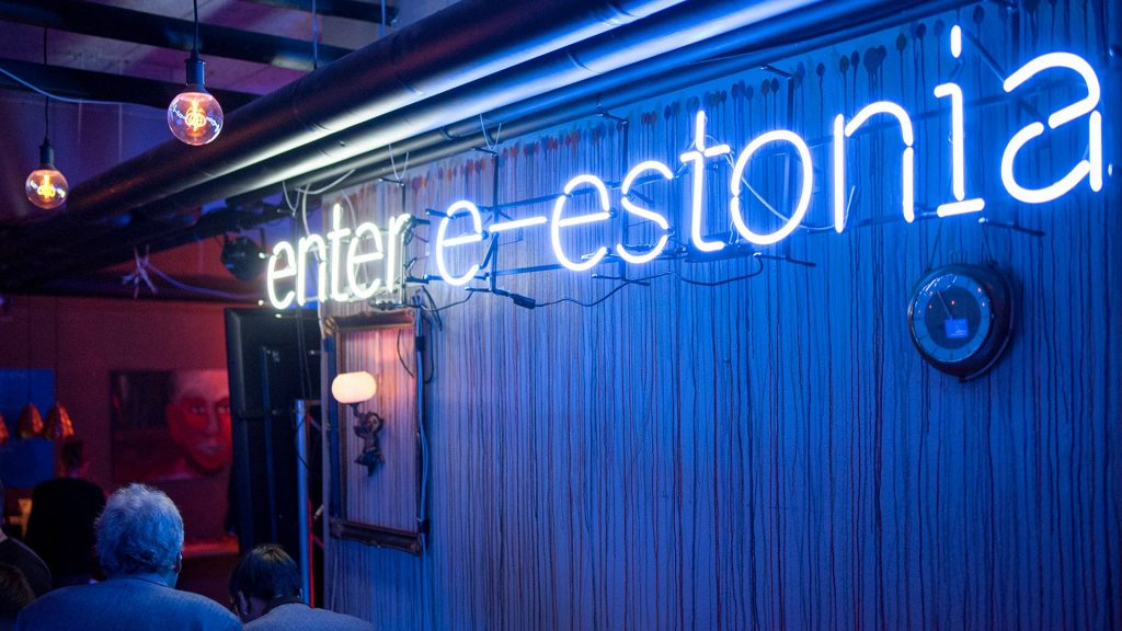 Als een van de weinige landen gaat Estland qua regering fast forward richting de toekomst met het e-Estonia project. Bron/copyright: e-estonia.com