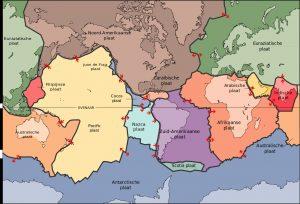 Fysiogeografisch gezien bestaat Europa niet. Het is zinniger over India, of Arabië als continent te spreken, dan over Europa. Bron: Wikimedia Commons