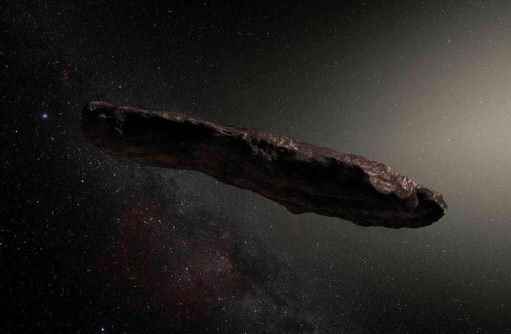 Oumuamua was een buitenaards ruimteschip, stelt de theoretisch natuurkundige Avi Loeb.