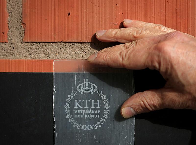 Een productieproces voor transparant hout werd al enkele jaren eerder op de technische universiteit KTH in Stockholm ontwikkeld. Bron: KTH/Peter Larsson (fair use)