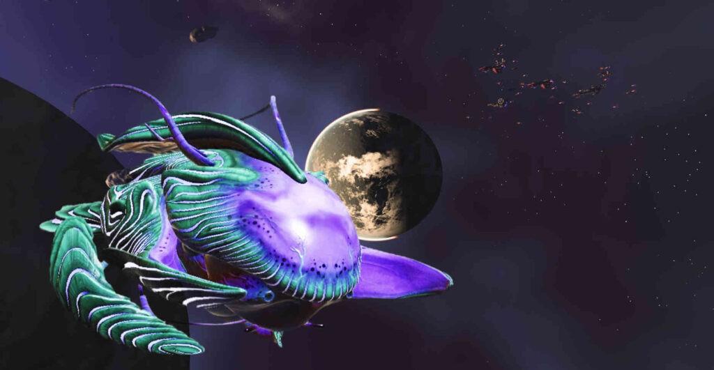 Levende ruimteschepen hebben bepaalde voordelen die ze aantrekkelijk in de ruimte kunnen maken.